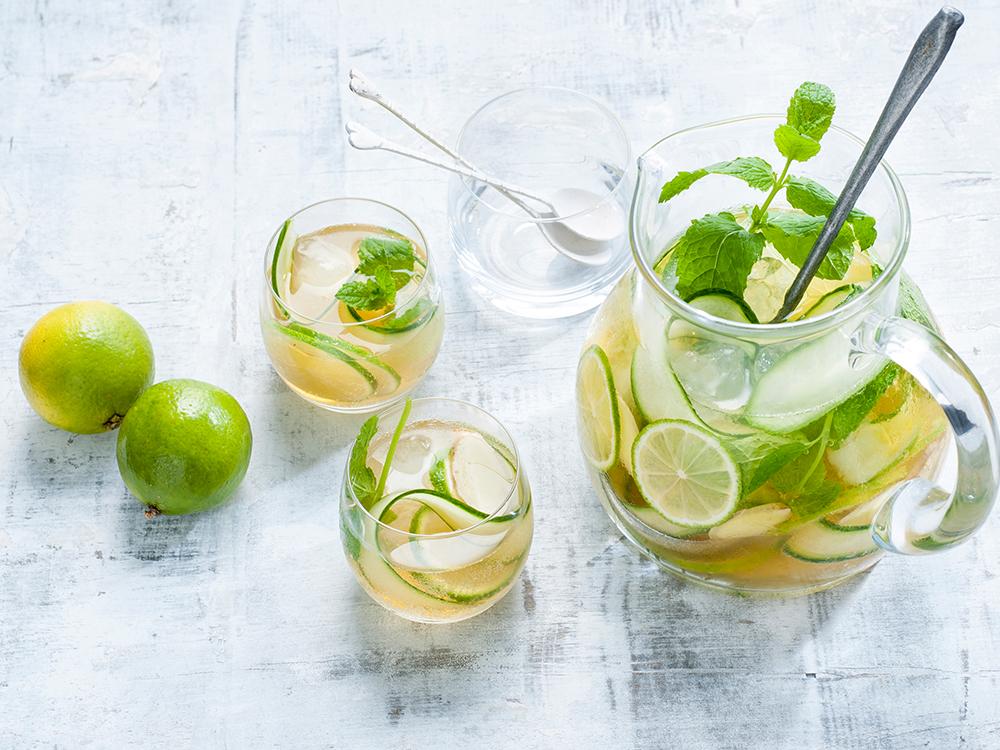 Green tea cooler   Recipes & Meals - Stop&Shop