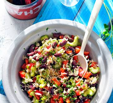 Red Beans and Rice Salad image