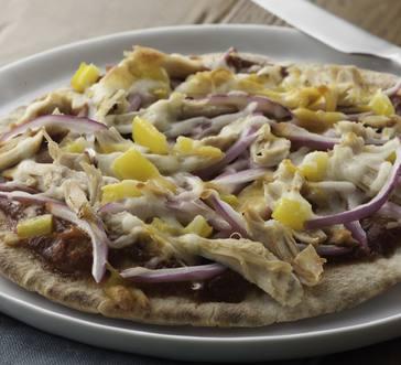 Barbecue Chicken Pizza image