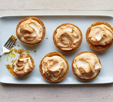 Mini Lemon Meringue Pies image