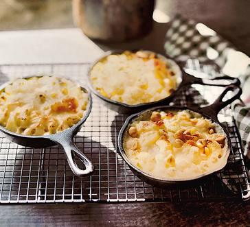 Individual Potato Cauliflower Gratins image