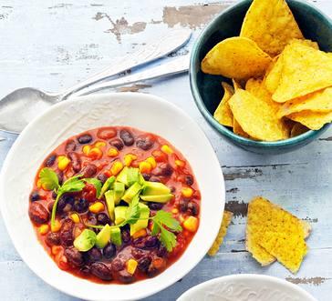 Three-Bean Chili image