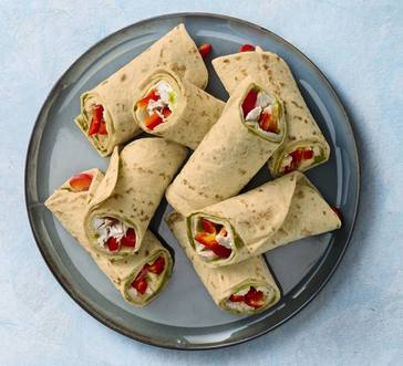 Guacamole Chicken Roll-Ups image