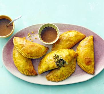 Jamaican-Style Beef Patties image