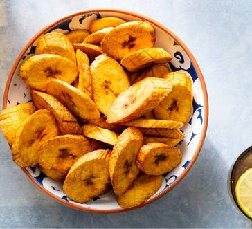Fried Sweet Plantains image