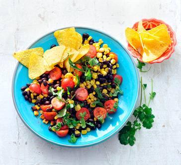 Southwestern Bean Salad image