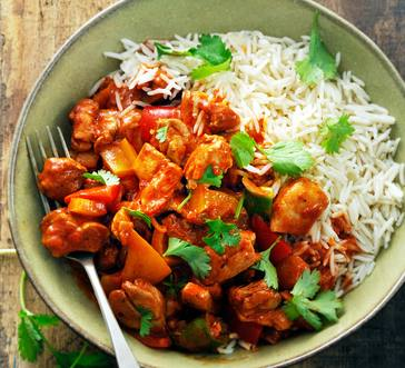 Indian-Style Butter Chicken image