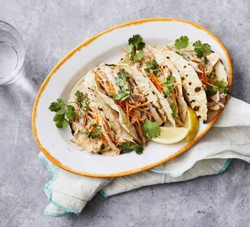 Buffalo Chicken Tacos image