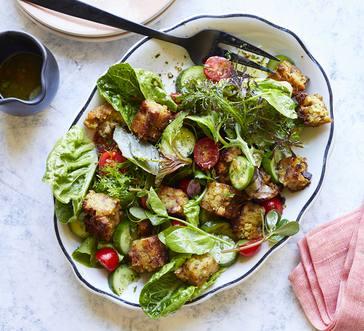 Stuffing Panzanella Salad Inspiration image