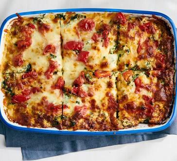 Matzo Veggie Lasagna image