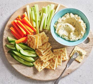 Herbed Cheese Spread image