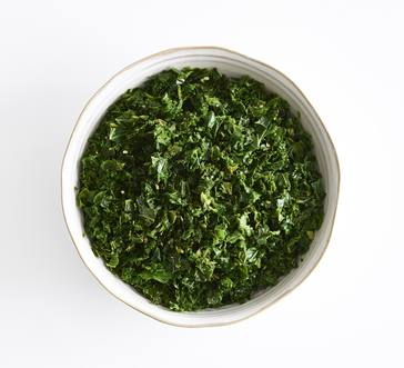 Sautéed Kale with Garlic image