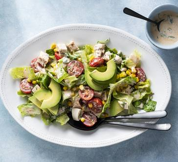 Chipotle Chicken Salad image