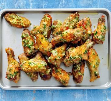 Garlic-Parmesan Wings image