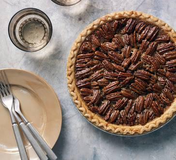 Bourbon Pecan Pie image