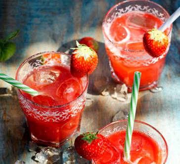 Strawberry Arnold Palmers image