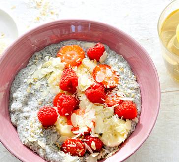 Fruit and Chia Breakfast Bowl image