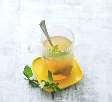Soothing Chamomile Tea image