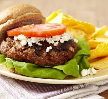 True Blue Burgers image