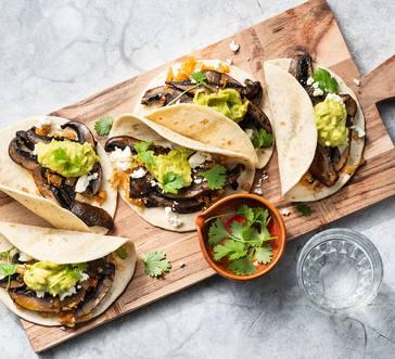 Portabella Tacos image