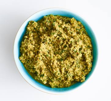 Green Olive Tapenade image