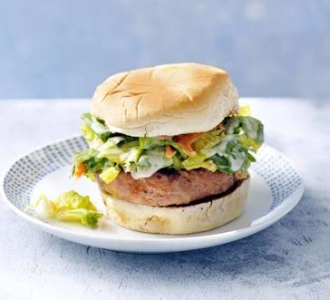 Caesar Burger image
