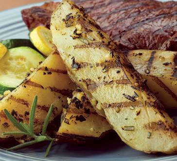 Grilled Potatoes image