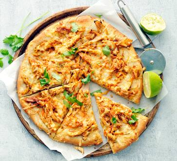 Thai Chicken Pizza image
