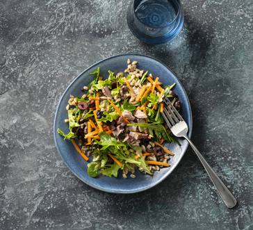Farro Salad with Tuna image