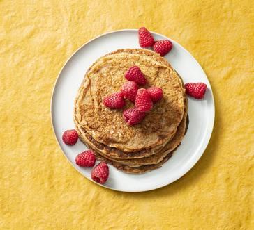 Banana Pancakes image