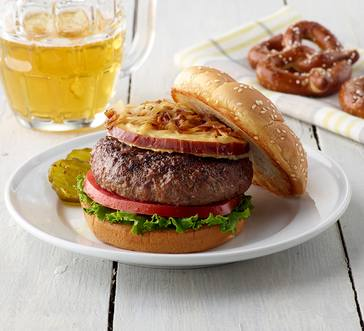 Pennsylvania Dutch Burger image