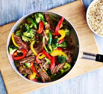 Flank Steak Stir-Fry image