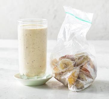 Peach and Oat Smoothie Packs image