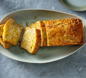 Cheddar-Chive Beer Bread image