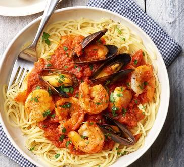 Seafood Fra Diavolo image
