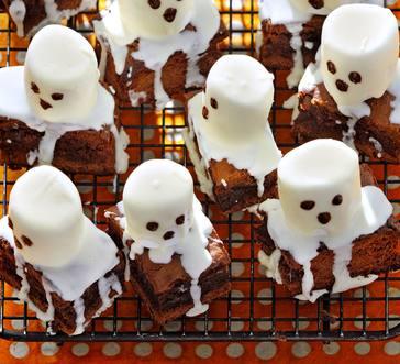 Spooky Brownies image