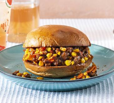 Summer Sloppy Joes image