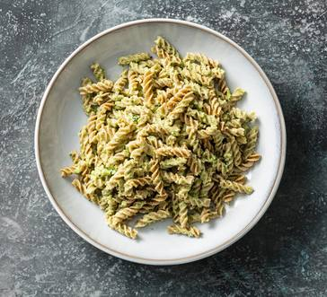 Pasta with Broccoli Pesto image