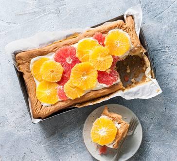Citrus Tres Leches Cake image