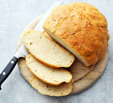 Homemade No-Knead Slow Cooker Bread image
