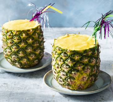 Pineapple-Mango Slushies image