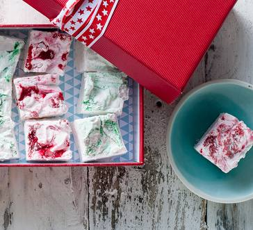 Peppermint Marshmallows image