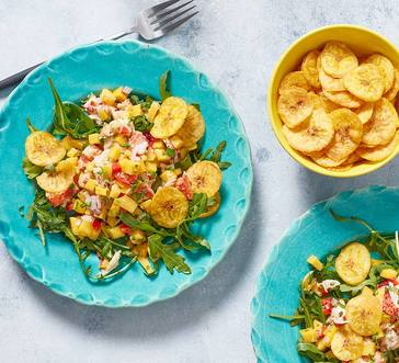 Lobster and Mango Salad image