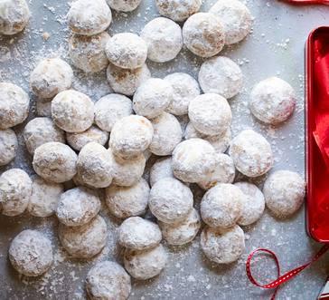 Peanut Butter Snowballs image