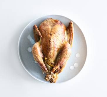 Roasted Whole Chickens image