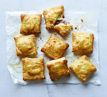 Turkey and Cranberry Hand Pies image