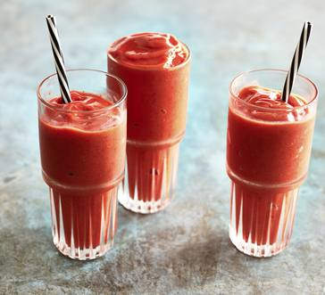 Strawberry-Mango Slushies image