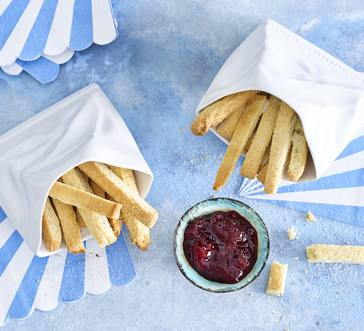 "Sugar Cookie ""Fries"" image"