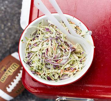 Honey Mustard Coleslaw image