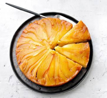Pear–Upside-Down Cake image